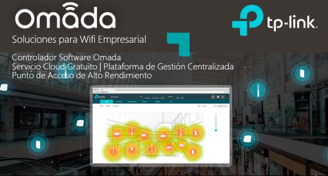 soluciones de networking Omada