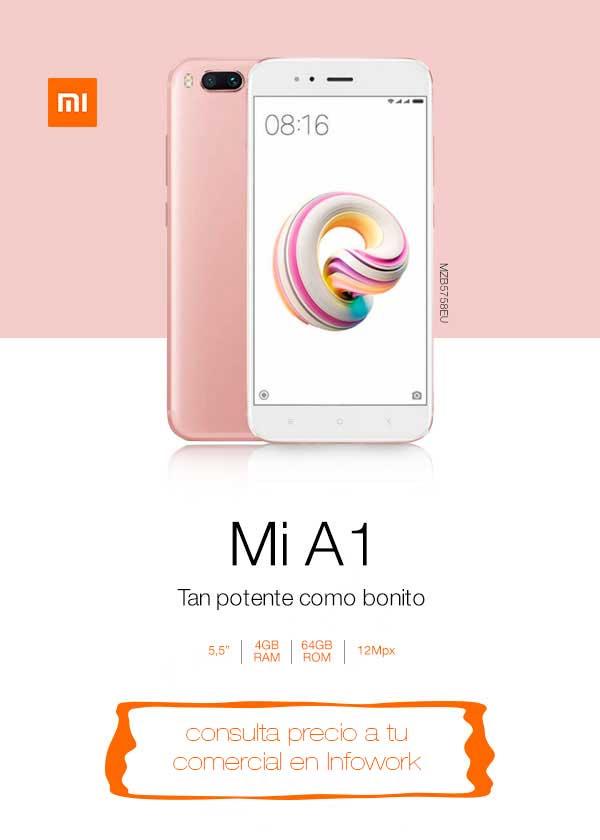 descuento Xiaomi A1