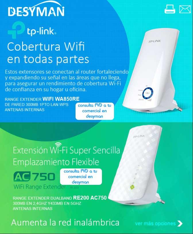 ofertas de extensores wifi tp-link