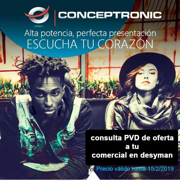 precio auriculares conceptronic parris
