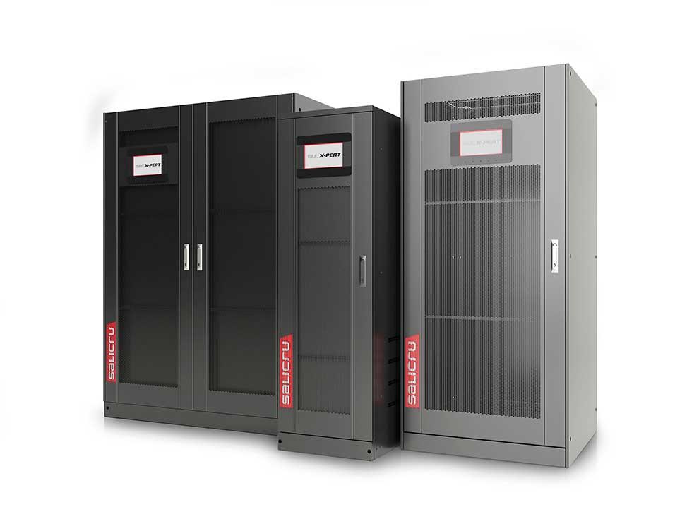 SLC X-PERT de Salicru, un SAI para instalaciones de gran potencia crítica