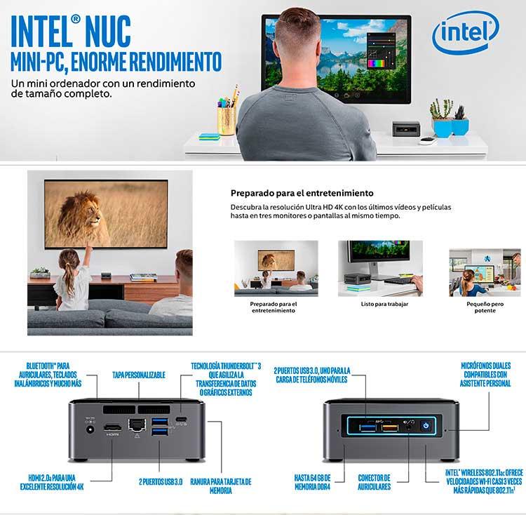 comprar Intel NUC en desyman