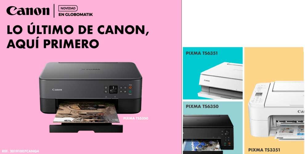 precio impresora canon pixma
