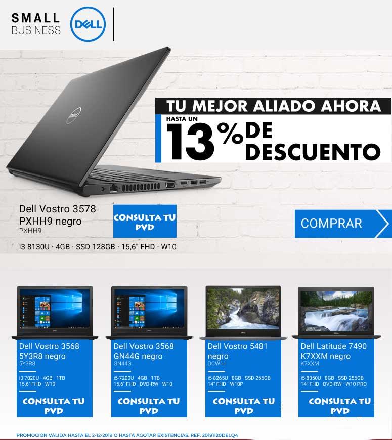 oferta portatil Dell Vostro
