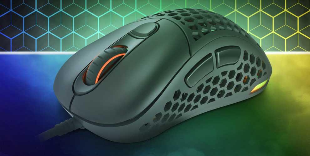 raton gaming Xeon 800