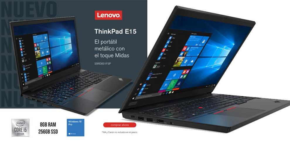 super oferta Lenovo Thinkpad