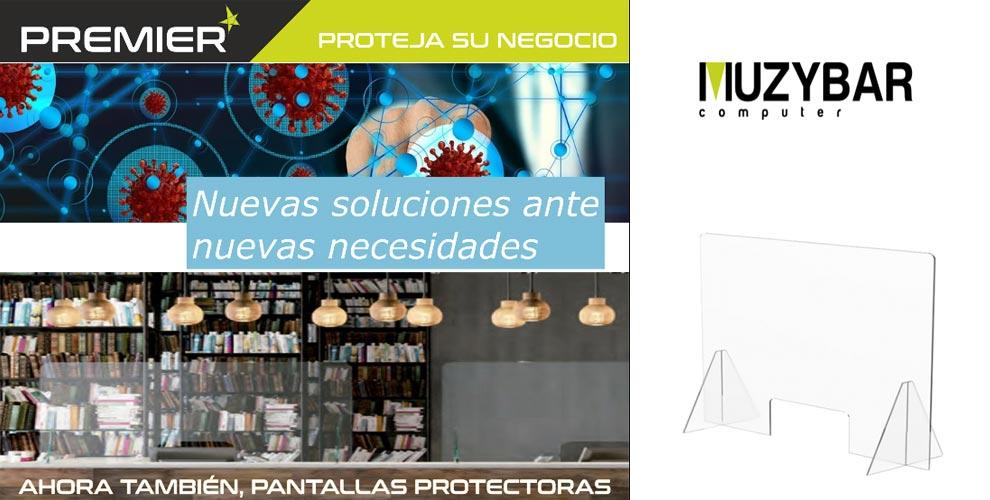 oferta en pantallas protectoras