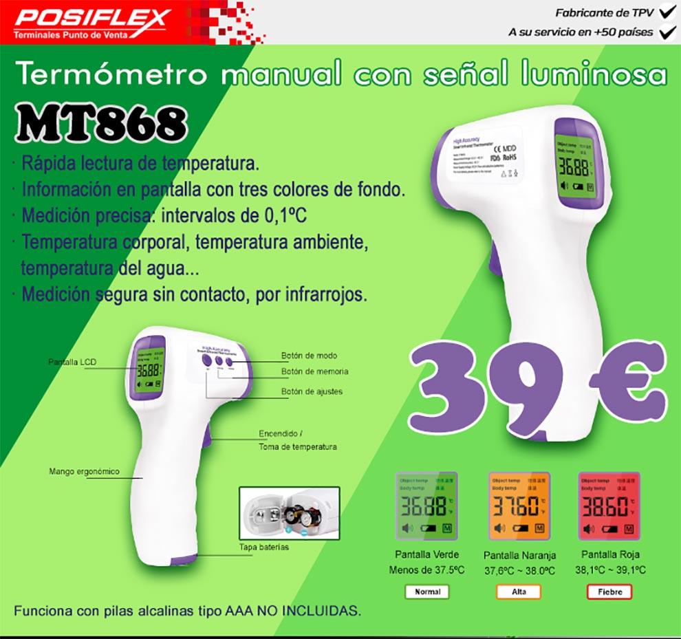 comprar termometro economico