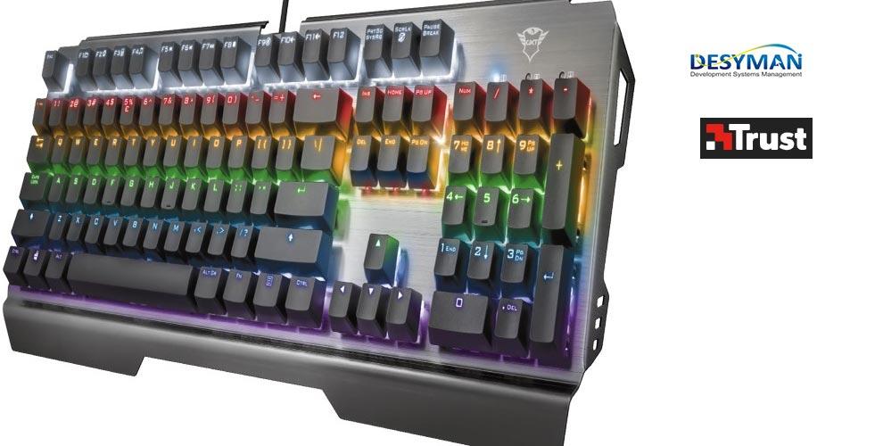 mejor precio teclado gaming