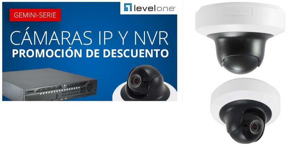 gran oferta camaras video vigilancia