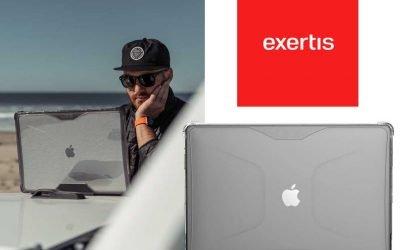 Plyo Series Apple Macbook Pro 16″ disponible en Exertis