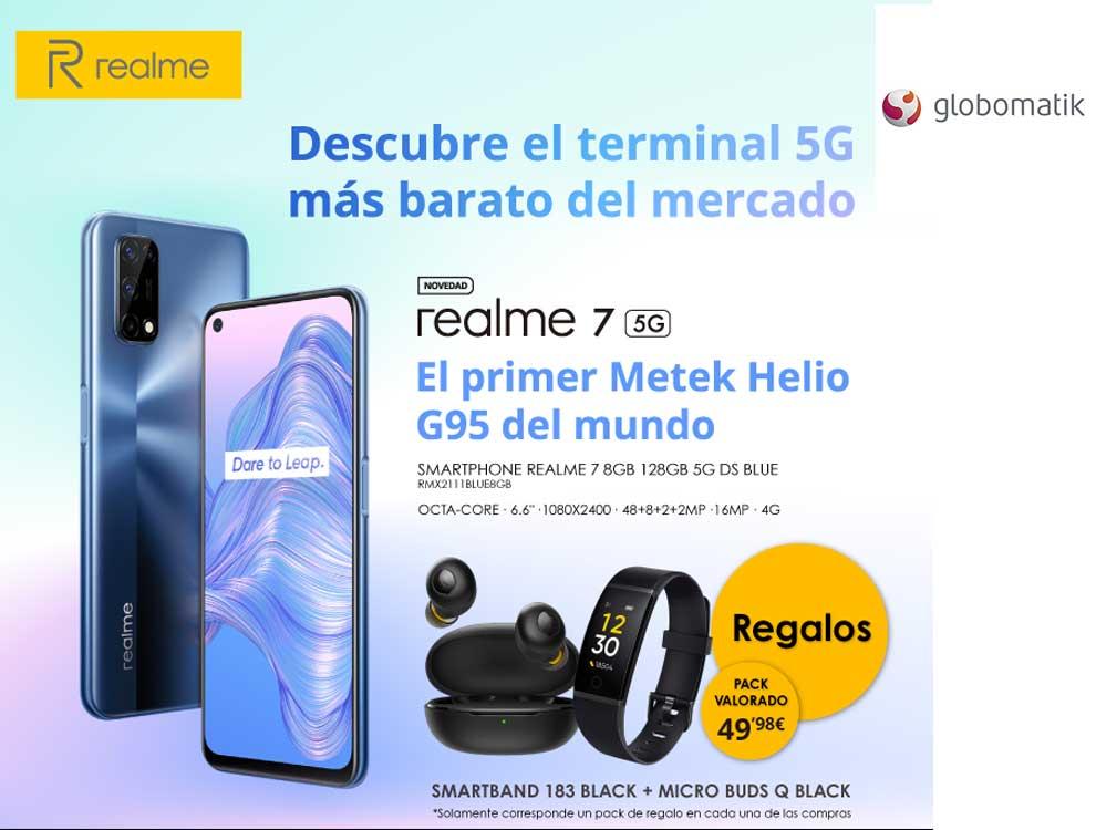 mejor precio en terminales 5G
