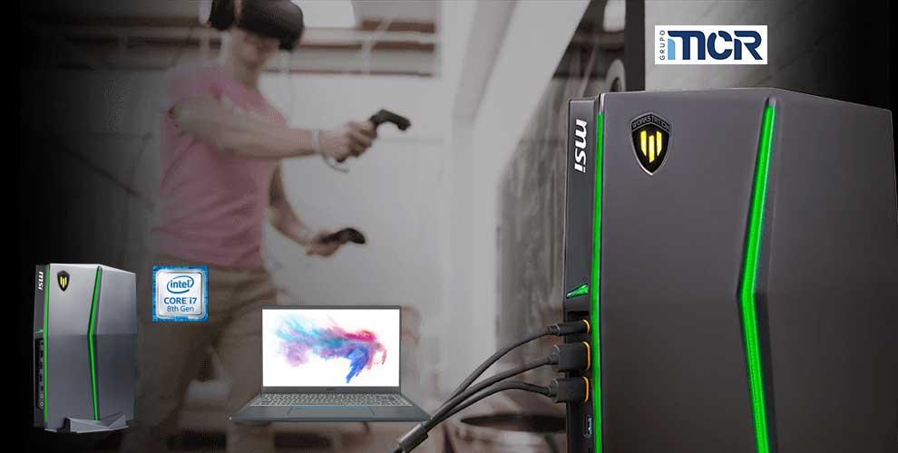 tienda online ordenadores MSI
