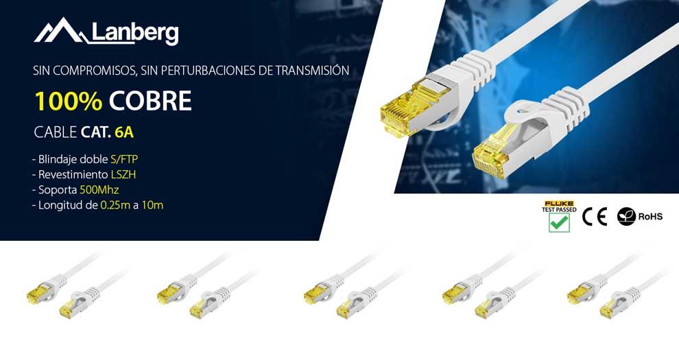cables CAT6 de calidad