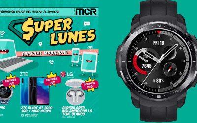 Súper Lunes MCR especial movilidad