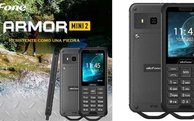 Ulefone Mini 2 con batería para 12 días