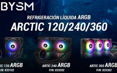 ABYSM, refrigeración líquida TOP Artic ARGB