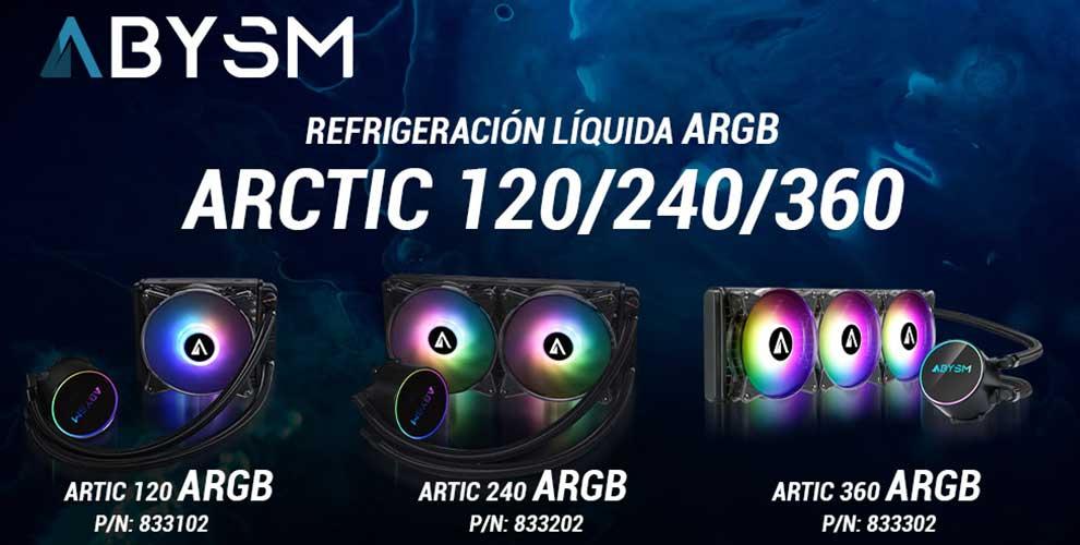 Comprar refrigeracion líquida top artic ARGB