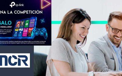 Compra dispositivos TP-Link para tus clientes y llévate una tarjeta gaming de regalo