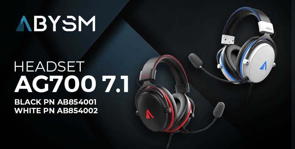 mejor precio auriculares gaming abysm gaming