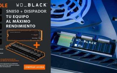 WD_BLACK™ SN850 NVMe™ SSD